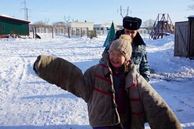 Воспитанники КГОБУ «Камчатская санаторная школа-интернат» посетили питомник собак