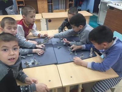 Воспитаники КГОБУ «Камчатская санаторная школа-интернат» с удовольствием и интересом посещают Центр технического творчества